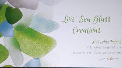 Lois' Sea Glass Creations